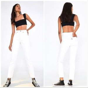 Levi's 501 Skinny Jeans in Crystalline NWT